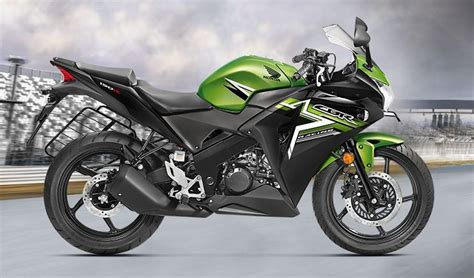 cbr bike green honda launches updated 2015 cbr 150r and 250r price