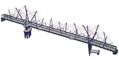 kurilpa bridge tensegrity inspired design for kurilpa bridge arup
