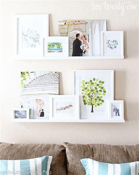 Einrichtung Wohnen 4573 by Ikea Picture Ledge Floating Book Shelf Spice Rack Holder
