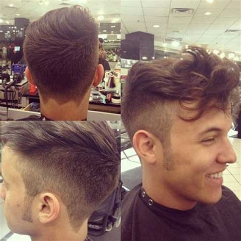 is trying a new hairstyle for boys good 15 new funky hairstyles for boys mens hairstyles 2018