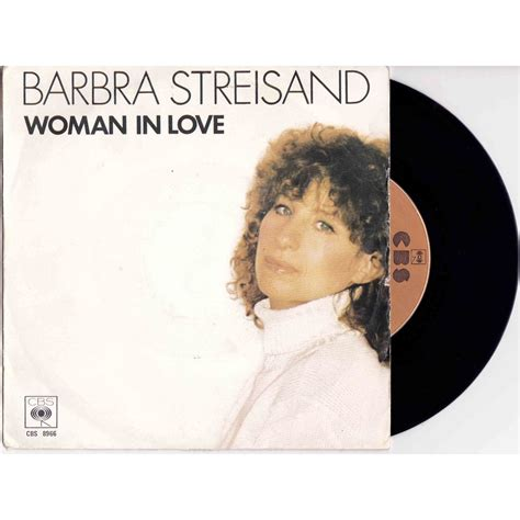 barbra streisand love woman in love by barbra streisand sp with maziksound