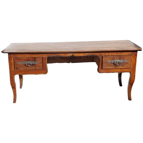 French 19th Century Country Desk For Sale At 1stdibs Country Desk