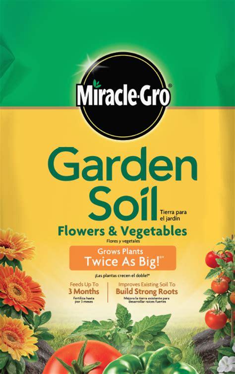Miracle Gro Garden Soil Walmart by Miracle Gro Garden Soil
