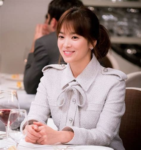 Anting Fashion Korea the 25 best song hye kyo ideas on descendants of gentleman songs and asian bangs