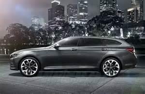 exclusive hyundai genesis suv information the korean car