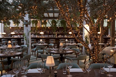 The Most Romantic Restaurants In The World Miami Beach Soho Beach House And