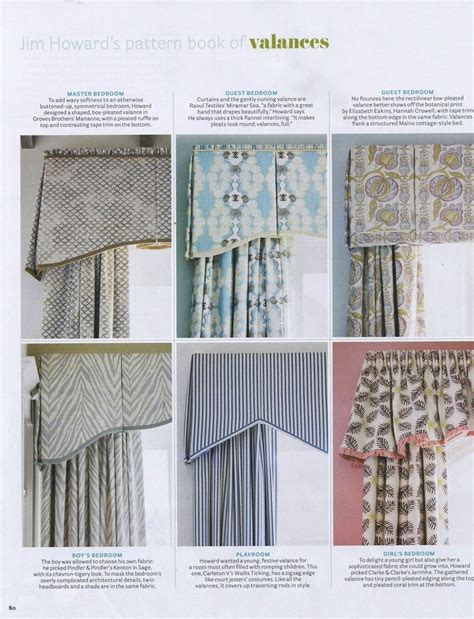 Valance Curtains Ideas Inspiration Valances Window Treatments Style Ideas And Inspiration