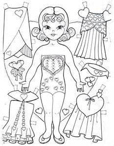 paper doll coloring pages 301 moved permanently