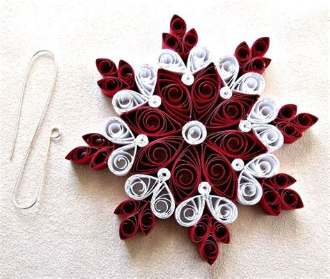 quilled christmas ornament patterns 150 best images about quilled snowflakes on snowflakes ornament and