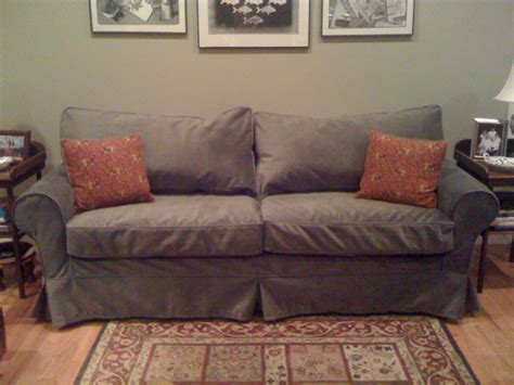 replacement slipcovers pottery barn basic sofa covers home everydayentropy com
