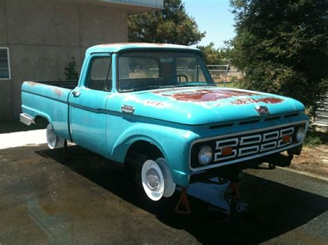 ford truck beds sale 64 ford truck bed slick 60 s view topic 1964 f100 shortbed classic trucks