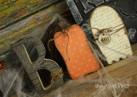 cute wood halloween crafts thoughts  vinyl