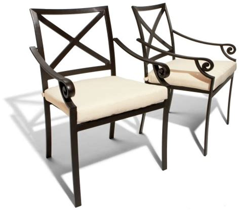 black friday strathwood falkner dining arm chairs set of