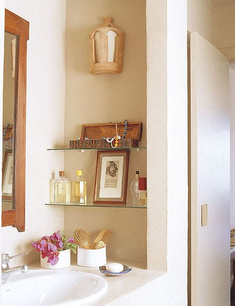 small bathroom shelves ideas 47 creative storage idea for a small bathroom organization shelterness