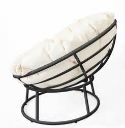 Metal Frame Papasan Chair » Home Design