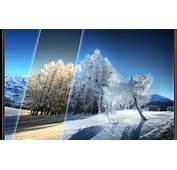 Beautiful Winter Scenery Wallpaper  Hd