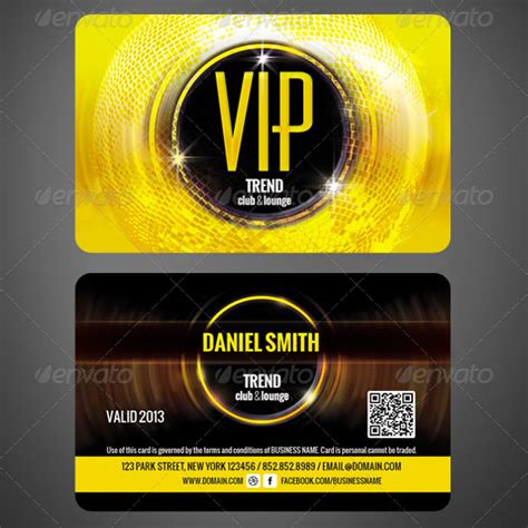 membership club card template membership card template 28 free printable word pdf