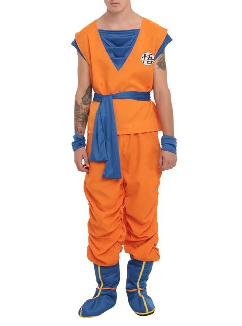 hot topic anime costumes m 225 s de 25 ideas incre 237 bles sobre goku costume en pinterest