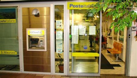 apertura uffici postali reggio emilia riapertura pomeridiana di nove uffici postali