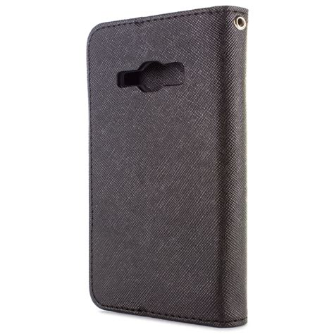 Flip Cover Samsung J1 Ace View Flip Cover protective wallet pouch flip stand phone cover for samsung galaxy j1 ace ebay