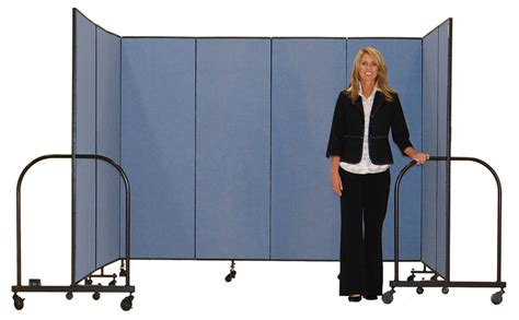 mobile office furniture mobile office dividers screenflex office furniture