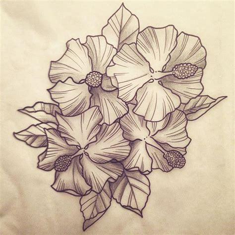 hibiscus tattoo black and grey hibiscus tattoo images designs