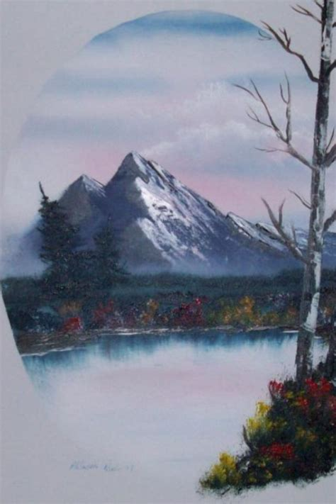 bob ross painting nsb 127 best images about bob ross paintings on