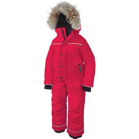 snow suit canada goose grizzly snow suit