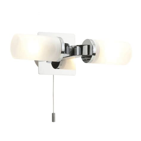 Saxby Bathroom Lighting Cara 12425 2 Wall Light