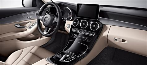 Mercedes Interior by The 2017 Mercedes C Class Sedan Interior Luxury And