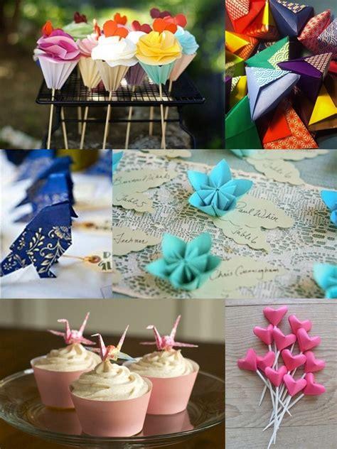 Origami Wedding Decorations - origami wedding decor ideas wedding philippines