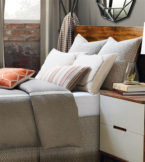 niche bedding niche luxury bedding by eastern accents gavin collection