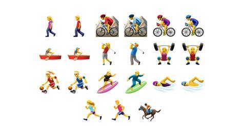 emoji ios10 png images iphone heel veel nieuwe en vrouwelijke emoji in ios 10 icreate