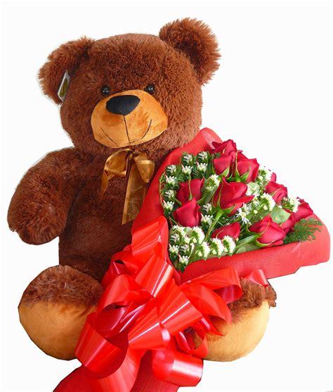 imagenes rosas y ositos imagenes de osos de peluche con flores imagenes de