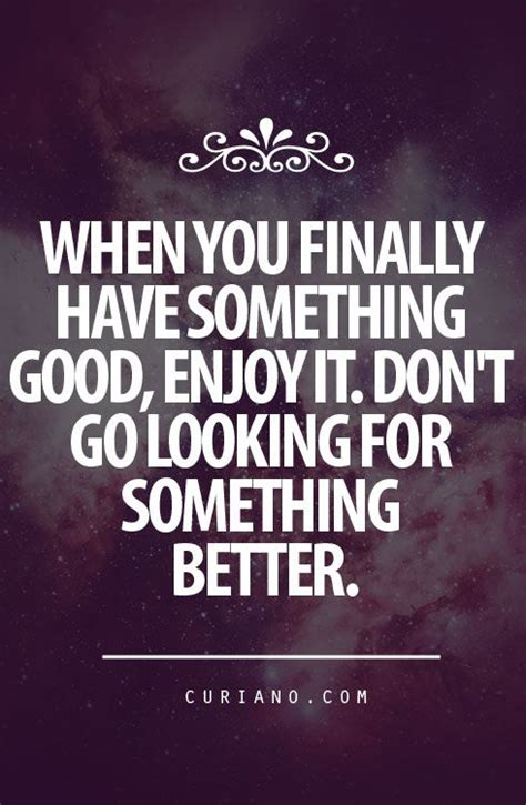 Finally Something Goes Right For Ans by When You Finally Something Enjoy It Don T Go