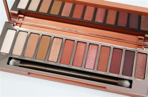 Decay Heat Palette decay heat collection vy varnish