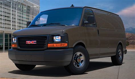 2019 Gmc Rumors by 2019 Gmc Savana Design Changes Price And Release Date