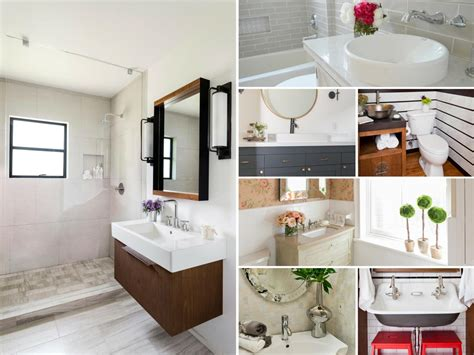 Budget Bathroom Renovation Ideas Rustic Bathroom Ideas Hgtv