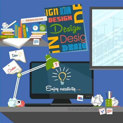 Otodidak Coreldraw Untuk Pemula belajar desain grafis untuk pemula teksnologi