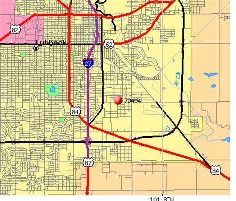 zip code map lubbock 79404 zip code lubbock texas profile homes