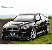 Inovatif Cars Mitsubishi Evo X