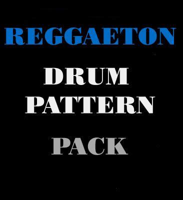 drum pattern flp reggaeton dembow pack music soundbanks