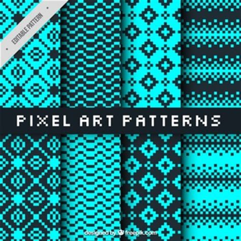 pixel pattern coreldraw pixel pattern vectors photos and psd files free download