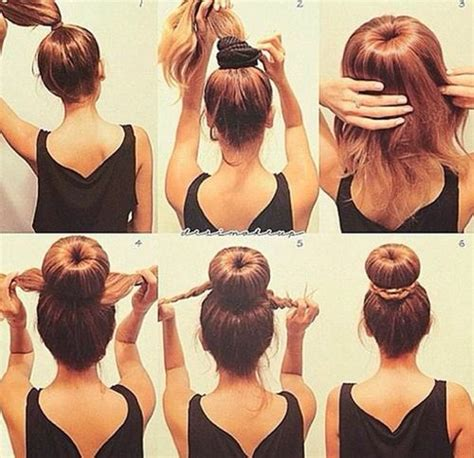 essay hair styles buns step by step top 10 popular bun hairstyles 2018 2019 trends tutorial
