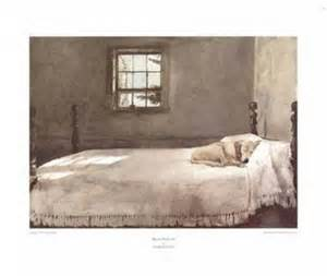 Master Bedroom Wyeth Master Bedroom Poster Print By Andrew Wyeth 19 X