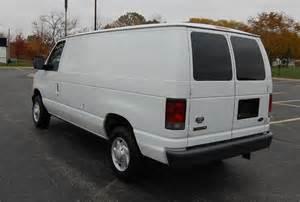 2007 ford econoline e150 duty cargo