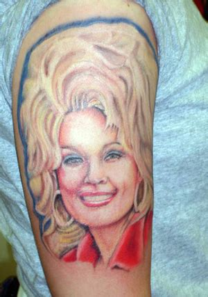 dolly parton tattoo 35 amazing dolly parton tattoos nsf part 3
