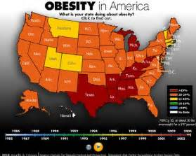 united states obesity map animated map of american obesity 1985 2004 boing boing
