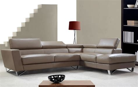 Modern Leather Sectional Sofas by Finding Achievable Sectional Sofas Sale S3net