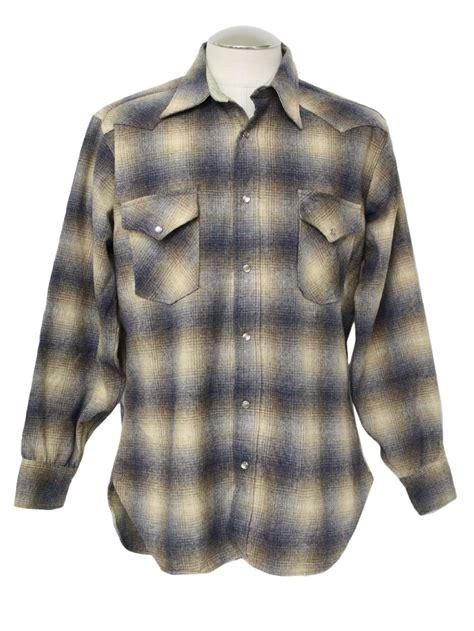 Men's western shirt patterns free